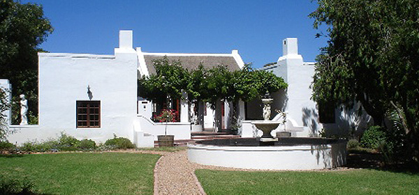 McGregor accommodation – romantic, elegant and intimate – adults only